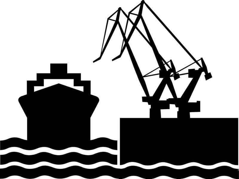 Портал Морской порт