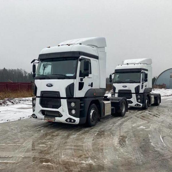 два новых тягача Ford
